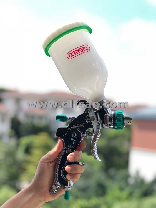 HVLP SUCTION SPRAY GUN